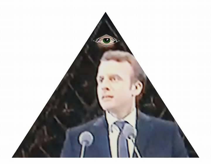 Macron nouvel ordre mondial
