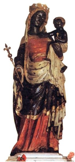 Vierge marie originale