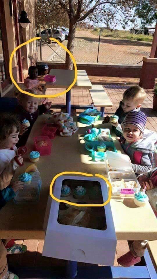 Racisme à la maternelle