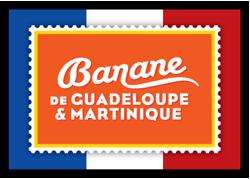 Banane de martinique et guadeloupe