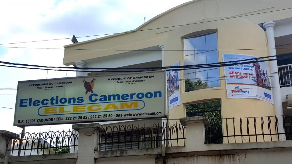 Election cameroun