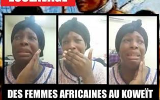 esclave africaines au koweit