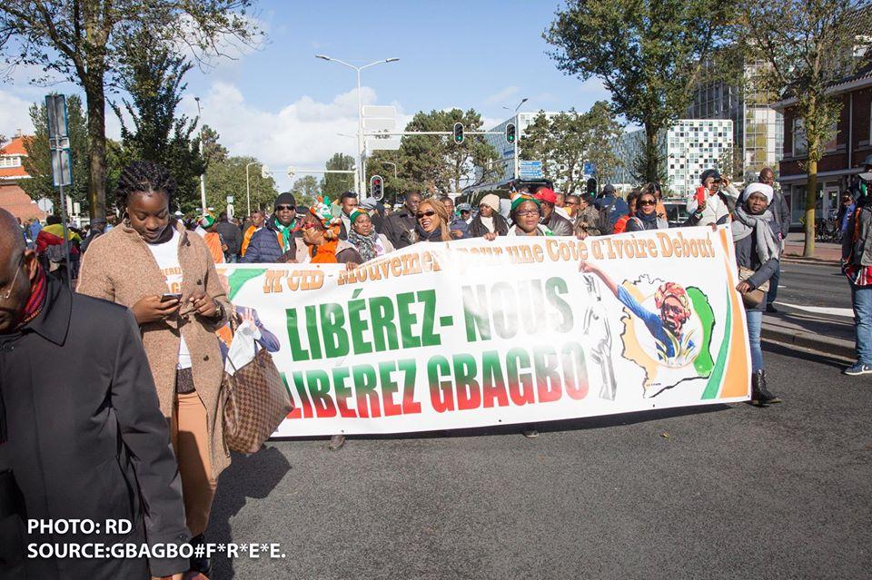 mobilisation à la haye 27jpg