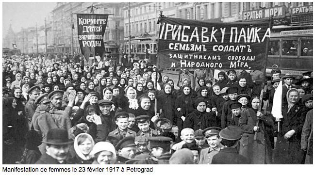 Revolution russie 2