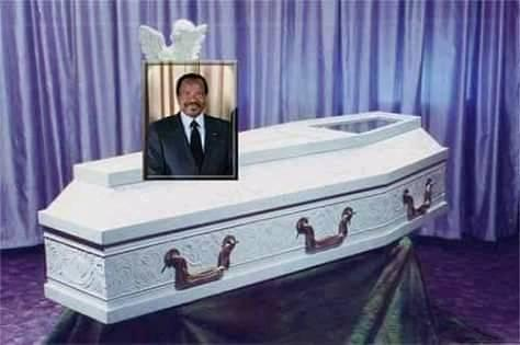 Biya mort